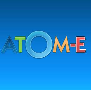 Logo officiel ATOM-E Tv 2016